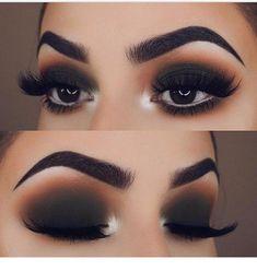 6 Awesome Eye Makeup Tips for You to Try! - Eye Make-up - Makeup Matte Eye Makeup, Eye Makeup Tips, Makeup Goals, Skin Makeup, Eyeshadow Makeup, Makeup Inspo, Makeup Products, Makeup Hacks, Makeup Ideas