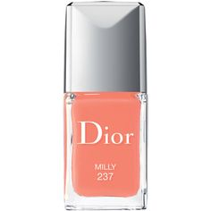 Dior Beauty Dior Vernis ($28) ❤ liked on Polyvore featuring beauty products, nail care, nail polish, makeup, nails, beauty, esmalte, muguet, thin nail polish and gel nail color