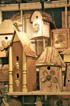 one+of+a+kind+birdhouses | One of a Kind Show: Birdhouses | Lifeovereasy