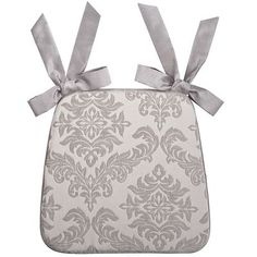 Damask Dining Cushion   $24 @ Pier One Details U0026 Dimensions Color: Silver  (also · Kitchen Chair ...