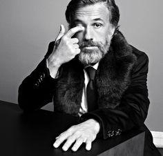 Christoph Waltz / Born: October 4, 1956 in Vienna, Austria
