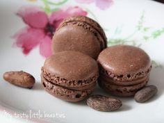 My tasty little beauties - Kuchen geht immer!: Yogurette-Macarons