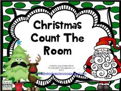 This differentiated count the room activity gets your students up and moving while practicing their counting!  This is a very popular activity in my classroom.  Simply print the cards, post them around the room.  Students use the included recording sheets to count the room.There are 4 levels included:  Counting to 10,  counting to 15 Counting to 20 and Counting to 25!