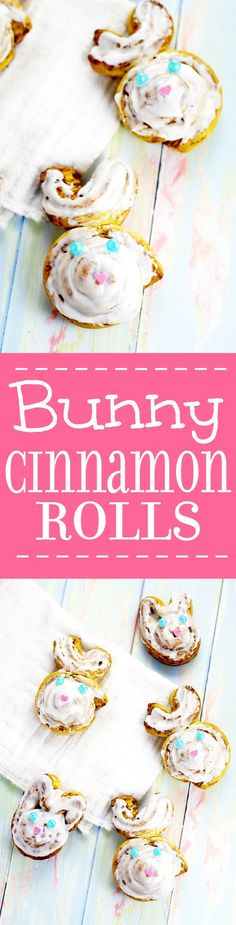 Easy Bunny Cinnamon