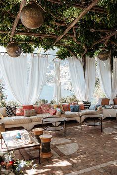 The Only Positano, Italy Travel Guide You Will Ever Need - Summer Bucket List Outdoor Spaces, Outdoor Living, Outdoor Balcony, Outdoor Decor, Seaside Getaway, Positano Italy, Villa Positano, Design Hotel, Italy Travel