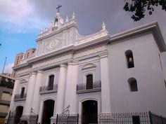 Iglesia Nuestra Señora de La Candelaria, donde reposan los restos del Venerable José Gregorio Hernández. Caracas, Venezuela.