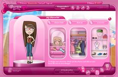 Barbie Girls MP3 Player – Pink. I miss this so much!!!!!!