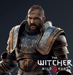 A showcase of the work I did for Witcher III: The Trail Cinematic I've been responsible for textures and showcase render of this armour (rendererd in Maya/Arnold) Only armour textures by me, model and final animated renders is work of whole team Witcher Art, The Witcher, Fantasy Characters, Armour, Model, Body Armor, Scale Model, Models