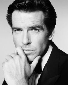 Pierce Brosnan. Cute as Remington Steele, but then got handsome as Bond.