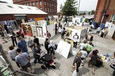 Upfest Bristol - 2 to 4 Jun 2012 Visit Bristol, Tourist Information, Jun, Street View, Summer, Summer Time