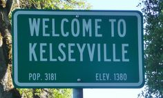 KELSEYVILLE CALIFORNIA