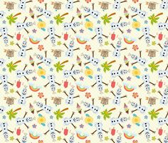 Warm Hugs fabric by pink posh on Spoonflower - custom fabric