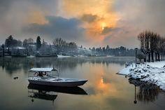 Sesto Calende Fiume Ticino    #TuscanyAgriturismoGiratola