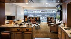 Law of Attraction - Visualize it!   Luxury Stadium Suite