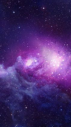 Purple Blue Galaxy Nebula Art Print by Tumblr Wallpaper, Galaxy Wallpaper, Cool Wallpaper, Wallpaper Backgrounds, Purple Wallpaper, Space Backgrounds, Galaxy Space, Galaxy Art, Pink Galaxy