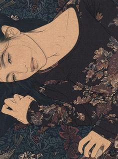 池永康晟(Ikenaga Yasunari 1965~)「惑夜・マキ」