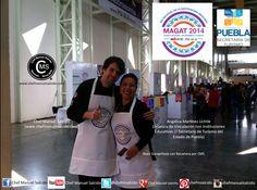 muchisimas gracias Angélica Lichtle (Secretaría de Turismo Puebla), por invitarme a #MAGAT2014, y todas las atenciones recibidas hacia mi persona, gracias por todas las relaciones publicas que conocí gracias a tu invitación, fue un excelente escaparate para el producto, espero con ansias #MAGAT2015 donde espero tener la oportunidad de volver a ser invitado!!! buena vibra!!! #chefcms #Puebla #gracias #turismo #visitmexico #cultura