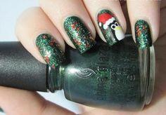Love the penguin :)