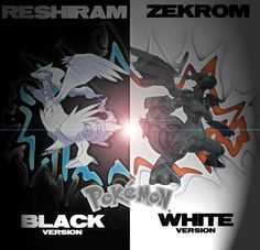pokemon black and white plakat - Google-søgning