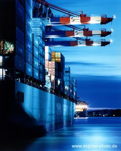 Majesty Of The Sea, Event Logistics, Maersk Line, Oil Platform, Sea Of Stars, Freight Forwarder, Merchant Marine, Hamburg Germany, Great Lakes