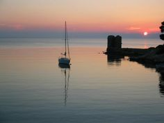 Atsitsa Bay, Skyros Island, Greece