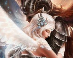 Mori de vânt...: Cuiburi de îngeri și demoni