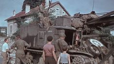 M31 Tank Recovery Vehicle