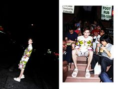 Givenchy Goes to the Movies  Photographer: Barbara Anastacio