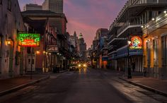 The Seven Wonders of New Orleans
