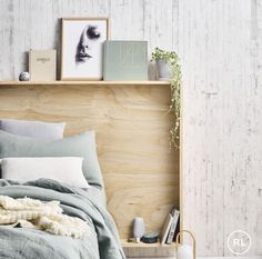 73 Simple and cool minimal interior design to bring freshness to your home - Bedroom Ideas 2019 Kid Room Decor, Minimalism Interior, Home Bedroom, Cheap Home Decor, Bedroom Interior, Bedroom Design, Diy Bed, Bedroom Decor, Home Decor
