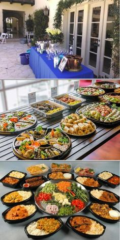 Are you tired thinking of food catering ideas do not stress consider nikkis gourmet pizza grill if you are looking for dependable buffet caterers for solutioingenieria Choice Image
