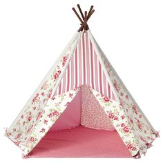Children's Floral Wigwam - Teepee | Love from Rosie