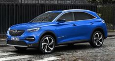 Omega X Would Be The Cherry On Opel's SUV Cake