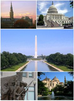Washington – Veduta