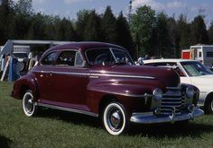 1941 Oldsmobile Series 66 Special Business  Coupe