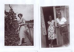 Jim Blackender's archive photos of the Excalibur Estate, 1960s.
