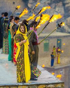 Newroz Celebration in the historical Village of Palangan, Kurdistan, Iran. Iranian Women, Iranian Art, Brunei, Laos, Iranian New Year, Timor Oriental, Sri Lanka, Persian People, Persian Girls