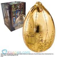 Gouden ei - ware grootte - Koppen.com