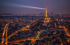 13 Great Subjects for Urban Night Photography