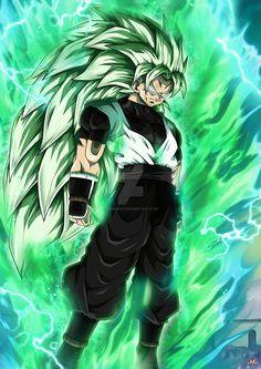 SSJ 3 Emerald