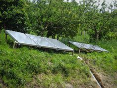 Paneles solares térmicos y fotovoltaicos