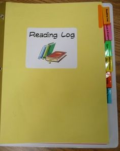 """""""This is awesome. Excellent reader's notebook. LOVE how well thought-out this is! Downloadable forms."""""""