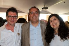 Com o nosso mentor e amigo!  Fátima, Maio 2014