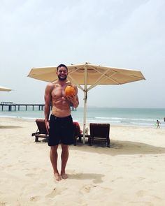 Finn at the beach Carmella Wwe, Balor Club, Shirtless Hunks, Wrestling Superstars, Finn Balor, Ideal Man, Liam Hemsworth, Athletic Men, Professional Wrestling