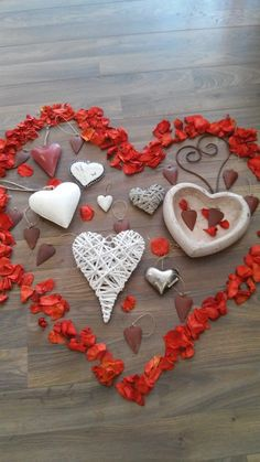 Impression Ein Herz fürs Herz Blechherz Herz zum Aufhängen Tonherz Herz aus Weide Cookies, Pink, Pastel, Heart, Dekoration, Homes, Crack Crackers, Biscuits, Cookie Recipes