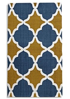morrocan style rug - from marshalls!