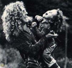 Robert & his son