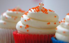 Rood - Oranje by A Cup of Cake, via Flickr