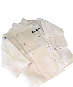 When the toy kitchen is getting lots of play, turn things up a notch with this authentic getup from a Michelin-starred mecca. Your little sous chef may just start wearing it daily during dinner prep.