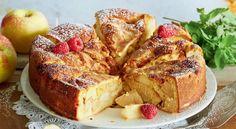 Шарлотка с яблоками - рецепт                                     http://ovkuse.ru/recipes/sharlotka-s-yablokami-retsept2/#auth_social